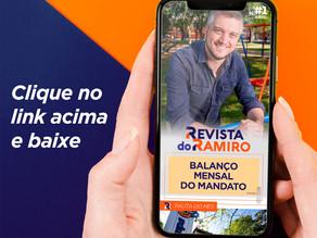 Revista do Ramiro #1 - Abril de 2021