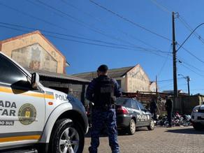 Operação Integração combate furto e receptação de metal no Centro e no 4º Distrito
