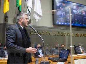 Ramiro elogia secretário Ikeda por reconhecer gestão anterior na área da Segurança