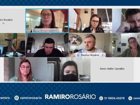 Ramiro promove encontro entre Governo do Estado e Abrasel