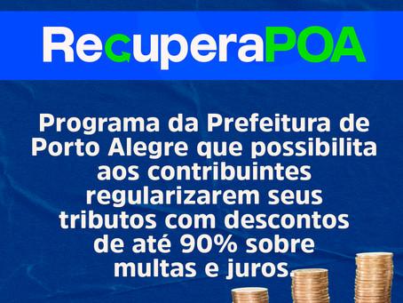 GUIA DO RECUPERAPOA