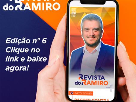 Revista do Ramiro - Número 6 - Setembro 2021