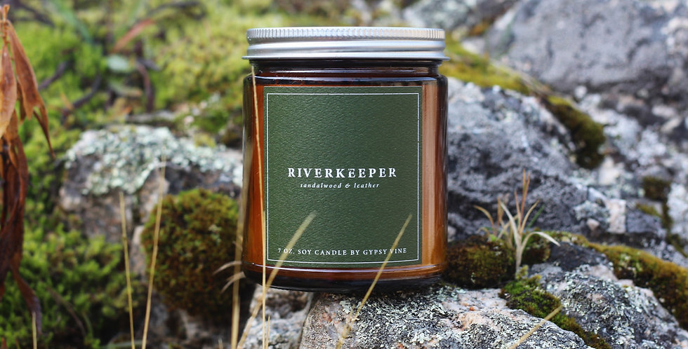 Riverkeeper Soy Candle