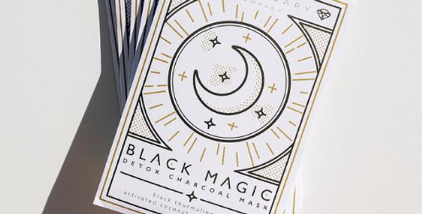 Black Magic Detox Charcoal Mask