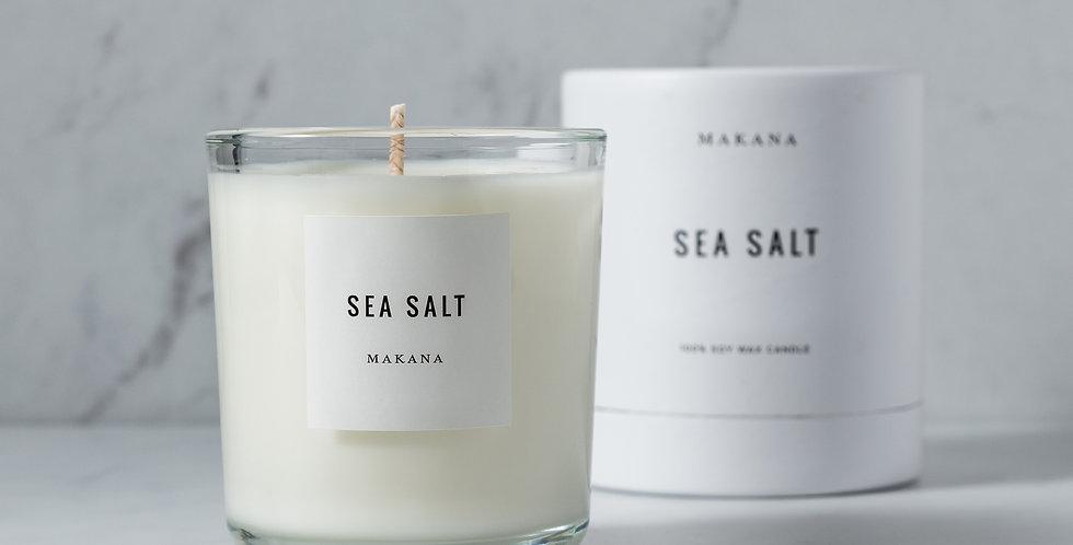 Sea Salt Classic Candle