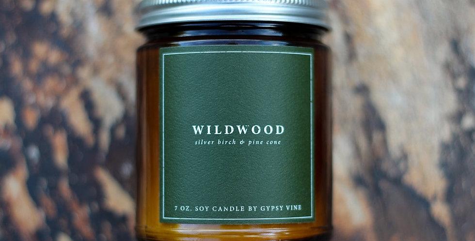 Wildwood Soy Candle