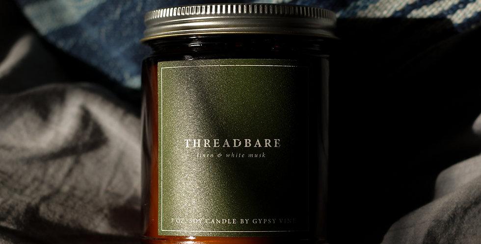 Threadbare Soy Candle