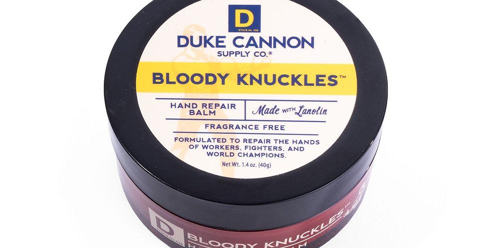 Bloody Knuckles Hand Repair Balm