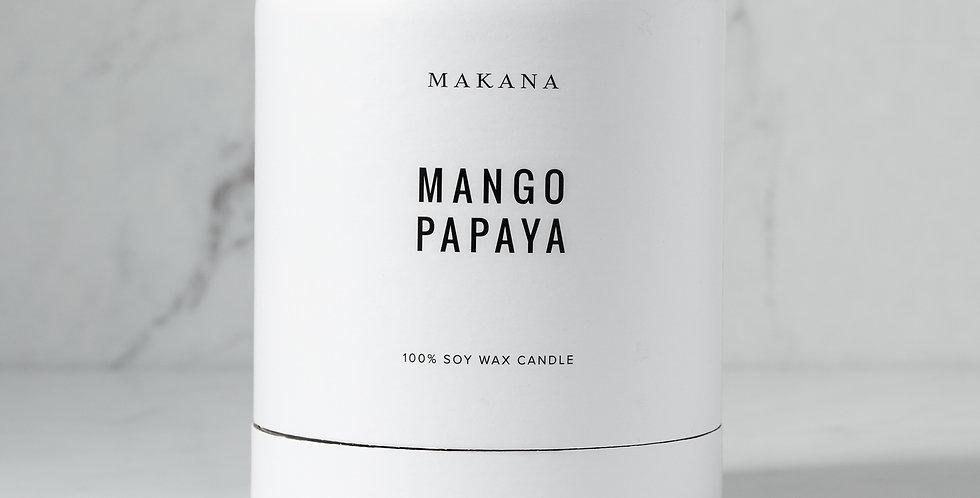Mango Papaya Classic Candle