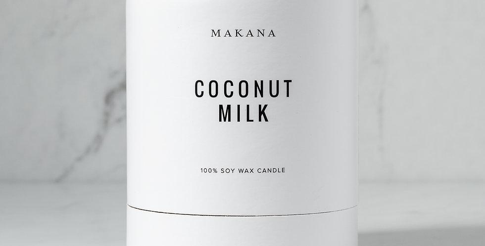 Coconut Milk Classic Candle