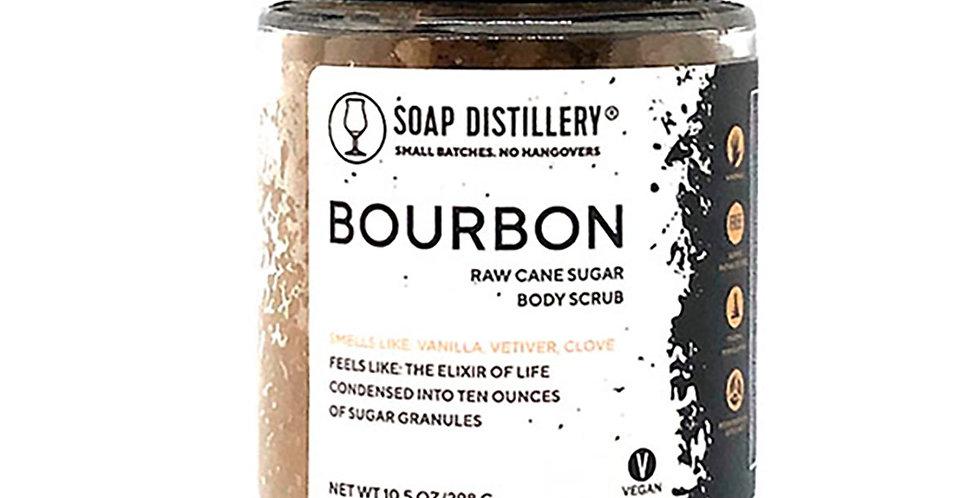 Bourbon Body Scrub (raw cane sugar)