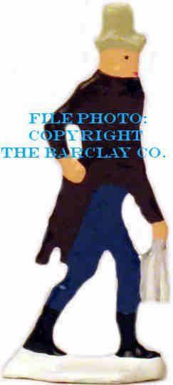 GF-040: Man Carrying Skates