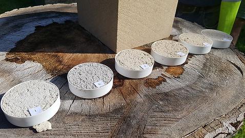 Lime mortars