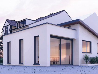Meliden, Alterations & Extension, W-S-M