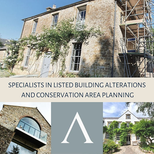 Specialists in Listed Building Alterations & Conservation Area Planning.jpg