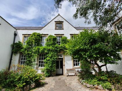 The Hall, GVII Listed Manor, Cheddar