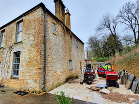ON SITE: Glass house project