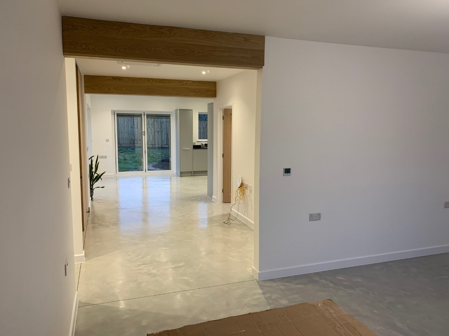 Extension & complete house rebuild, Wedmore