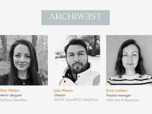 The ArchiWest team 2021