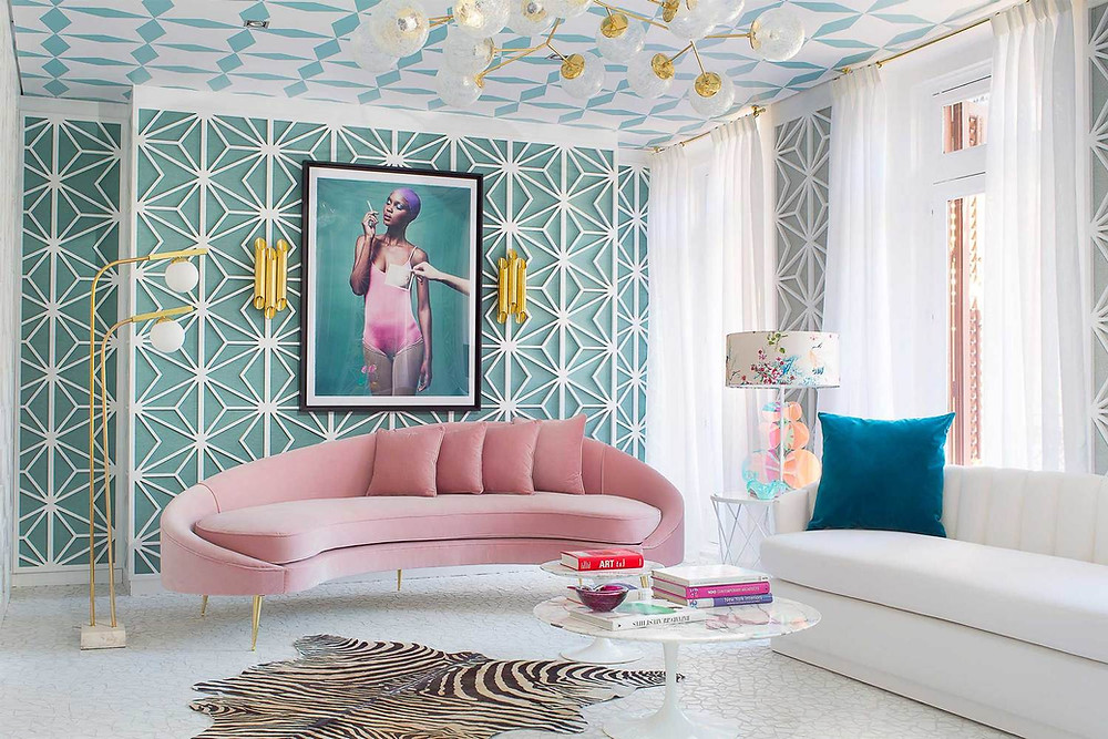 One way to create a theme or storyline for interior design is through the thoughtful use of color. Color schemes are a great way to combine all rooms into one space. You can choose three or four colors and apply them in different shades throughout your home.