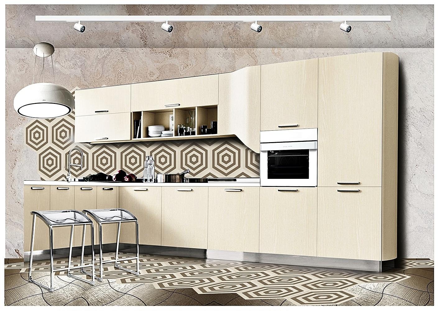 Коллаж. Современная кухня