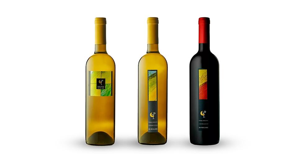 Coffret de 3 vins - Thierry Constantin