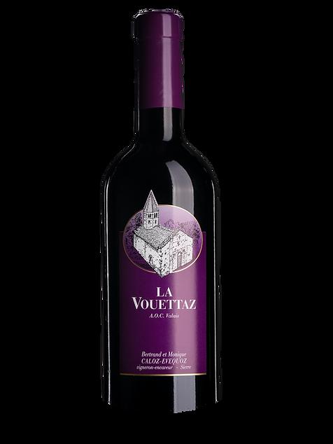 Bouteille de vin Vouettaz