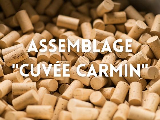 """Assemblage """"Cuvée Carmin"""""""