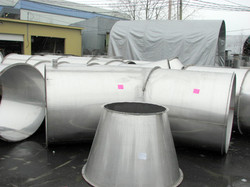 industrial SS ducting