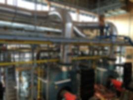Custom Sheet Metal Industrial Contractors