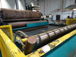 full duct coil line