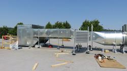 Hand built ERV unit by NSM
