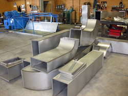 S.Steel Duct