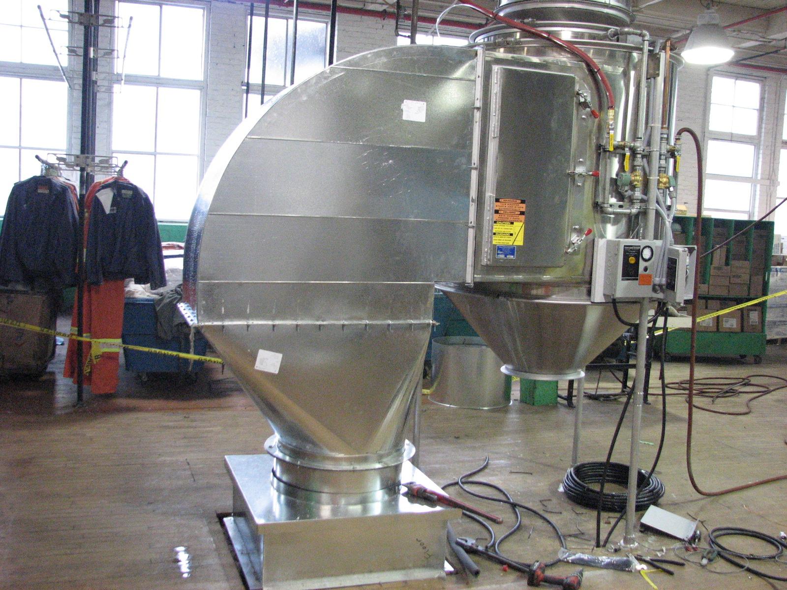 industrial dryer retrofit
