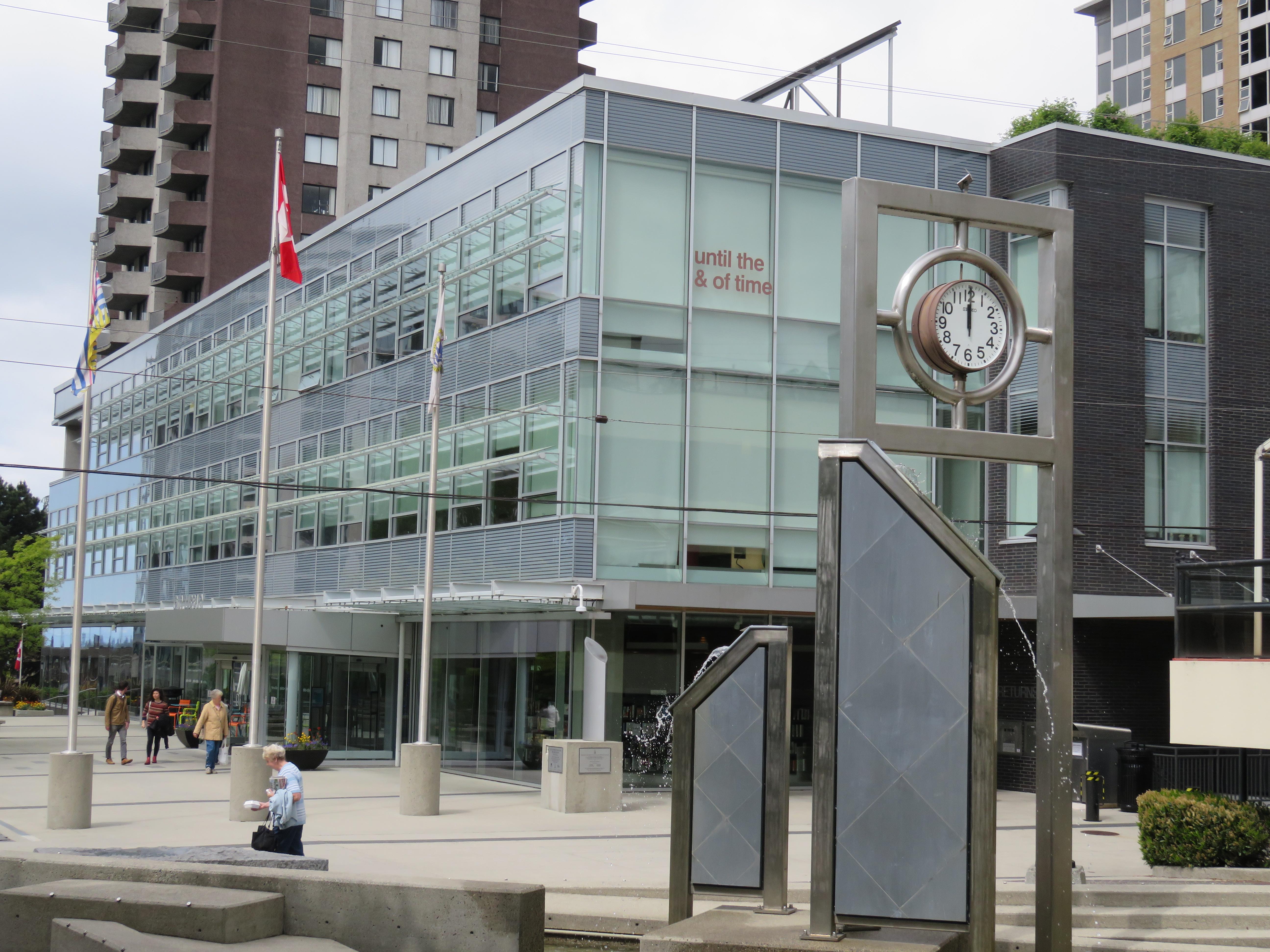 N. Van. Public Library