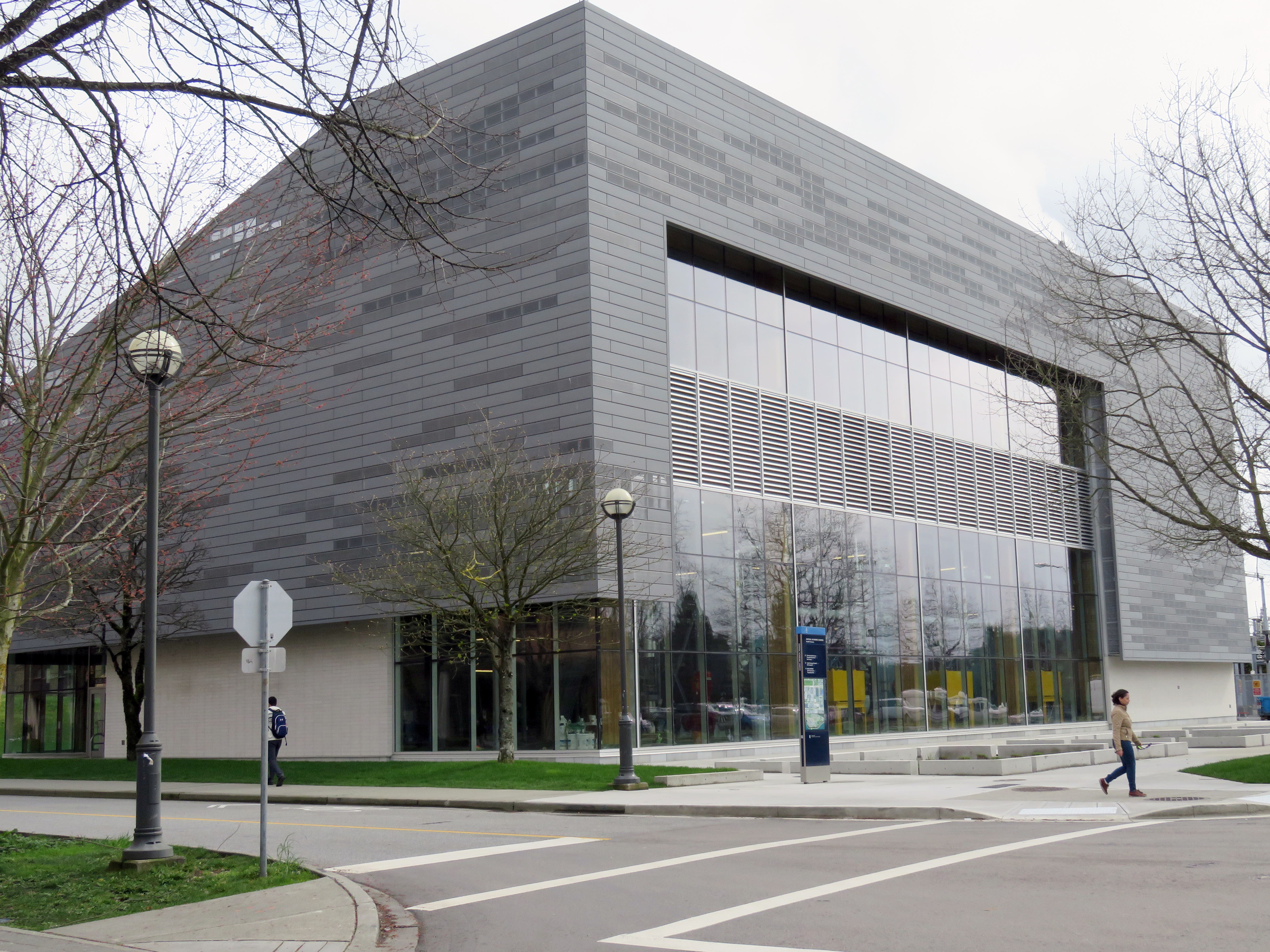 UBC District Energy Centre