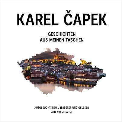 HörbuchCover Karel Čapek Geschichten aus meinen Taschen.jpg