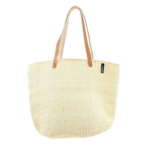 Mifuko - Kindo shopper veske L natur