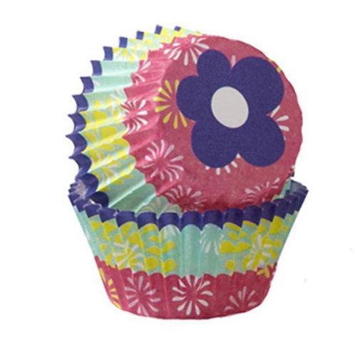 Cacas - Muffinsform mini blossoms
