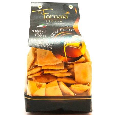 La Fornia Focaccette - Olivenolje