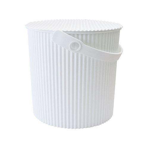 Hachiman Omnioutil - Bøtte medium 10L hvit