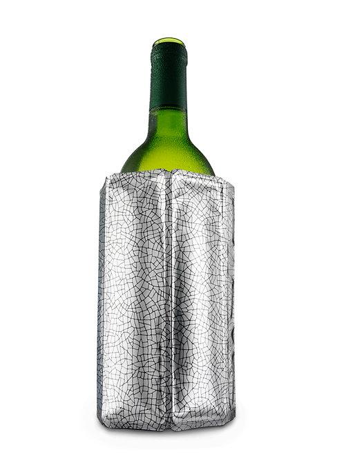 Vacu Vin - Vinkjøler sølv