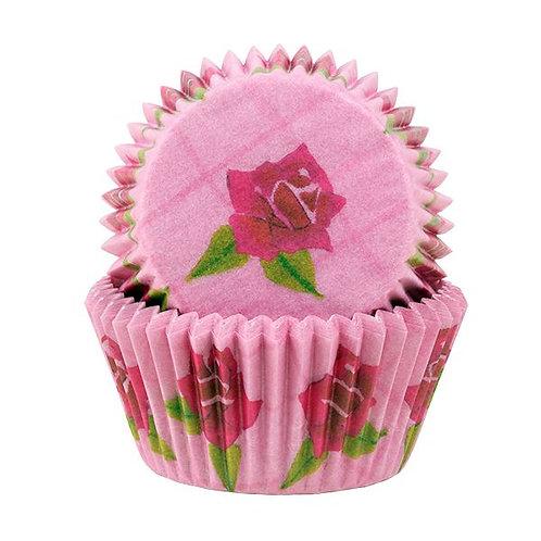 Cacas - Muffinsform rose