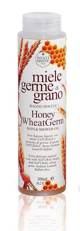 Nesti Dante - Honning & Hvete dusjsåpe
