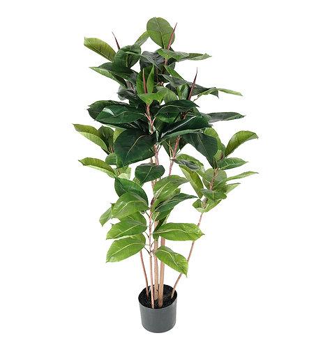 Mr. Plant - Kunstig fikus robusta 120cm