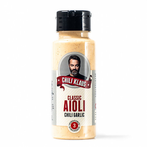 Chili Klaus - Classic Aioli Chili Garlic