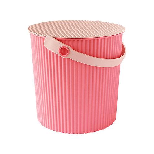Hachiman Omnioutil - Bøtte medium 10L flamingo rosa