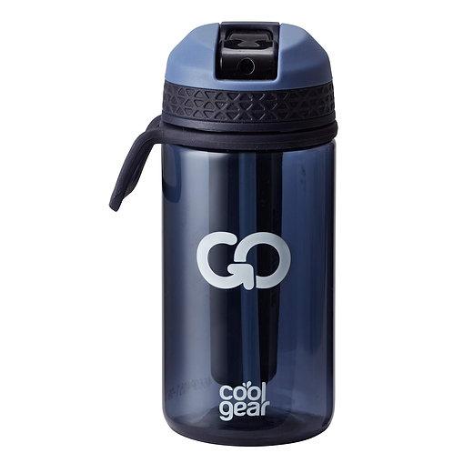 Coolgear - Go drikkeflaske m/ freezer gel 0,5L blå