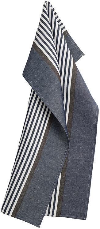 Georg Jensen Damask - Kjøkkenhåndkle Abild deep blue