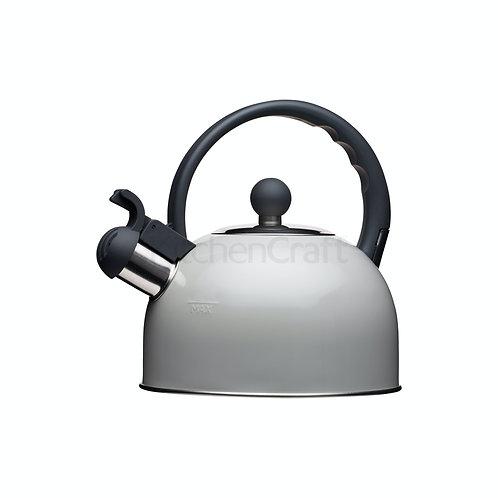 KitchenCraft - Plystrekjele 1,4L grå